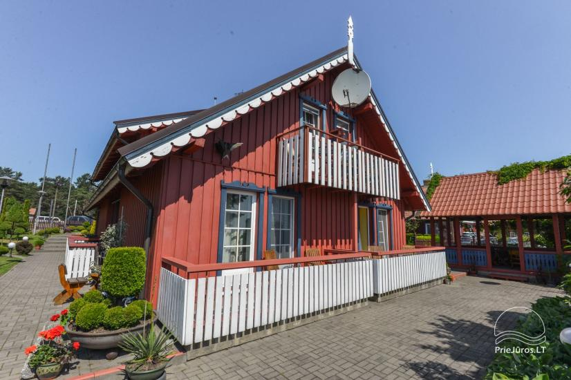 Gästehaus in Nidden Villa Elvyra - 5