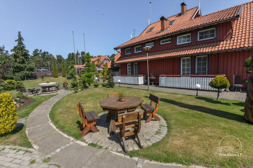 Guest House in Nida Villa Elvyra - 6