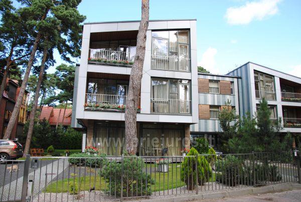 Apartamentai prestižinėje Palangos vietoje Jūros apartamentai - 1