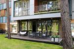 Apartamentai su terasomis/ balkonais