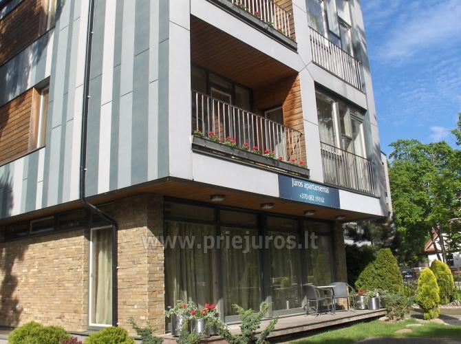 Apartamentai prestižinėje Palangos vietoje Jūros apartamentai - 2