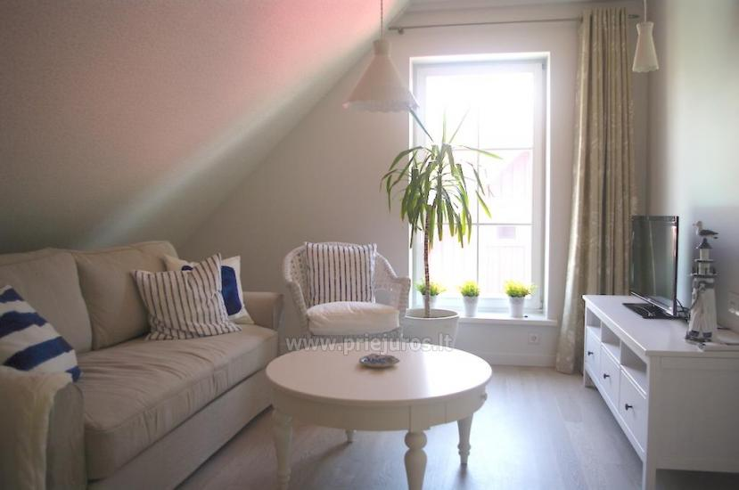 Apartments for rent in Nida - 3