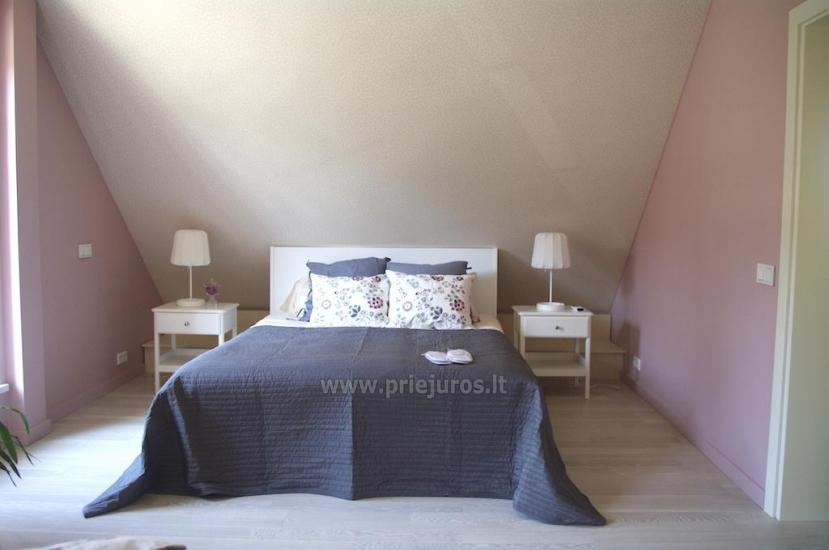 Apartments for rent in Nida - 6