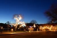 Šv.Kalėdų eglutė Nidoje, Juodkrantėje - 4
