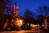 Ziemassvētku eglīte Nidā, Juodkrante - 16