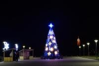 Ziemassvētku eglīte Nidā, Juodkrante - 35