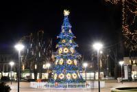 Christmas tree in Palanga and Šventoji - 10