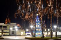 Christmas tree in Palanga and Šventoji - 11