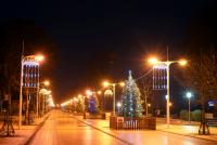 Christmas tree in Palanga and Šventoji - 14