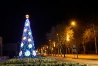 Christmas tree in Palanga and Šventoji - 67