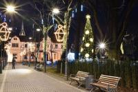 Christmas tree in Palanga and Šventoji - 5