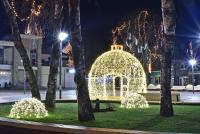 Christmas tree in Palanga and Šventoji - 8
