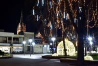 Christmas tree in Palanga and Šventoji - 9