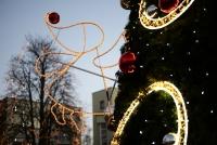 Christmas tree in Palanga and Šventoji - 21