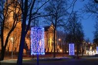 Christmas tree in Palanga and Šventoji - 22