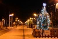 Christmas tree in Palanga and Šventoji - 25