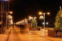Christmas tree in Palanga and Šventoji - 26