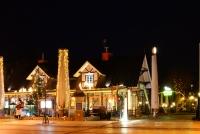 Christmas tree in Palanga and Šventoji - 35