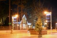 Christmas tree in Palanga and Šventoji - 37