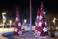 Christmas tree in Palanga and Šventoji - 40
