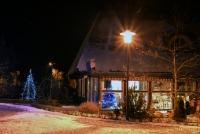 Christmas tree in Palanga and Šventoji - 70