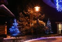Christmas tree in Palanga and Šventoji - 74