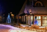 Christmas tree in Palanga and Šventoji - 73