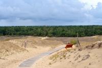 Naglių gamtinis rezervatas, pažintinis takas - 19