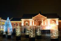 Šv. Kalėdų eglė Klaipėdoje - 2