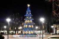 Šv. Kalėdų eglė Klaipėdoje - 5