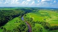 Virš Minijos upės, šalia Raguviškių ir Baublių - 11