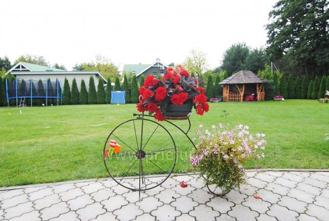 Romantic weekend in Palanga in villa  SAULES VILA - 12