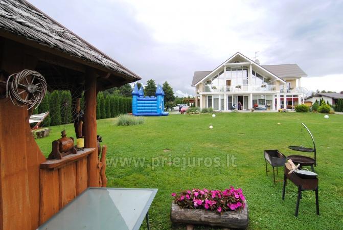 Romantic weekend in Palanga in villa  SAULES VILA - 18