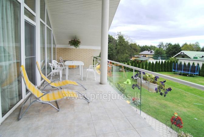 Romantic weekend in Palanga in villa  SAULES VILA - 22