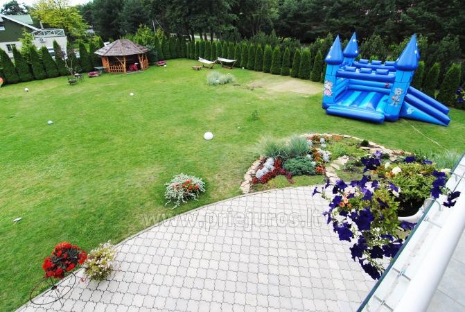 Romantic weekend in Palanga in villa  SAULES VILA - 23