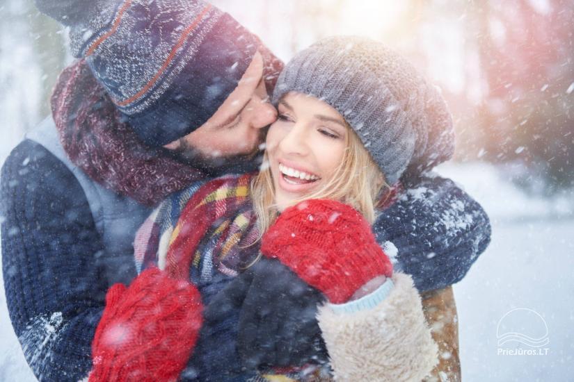 Pakvieskite savo mylimą žmogų Šv. Valentino dieną praleisti romantiškai viešbutyje Vanagupė - 1