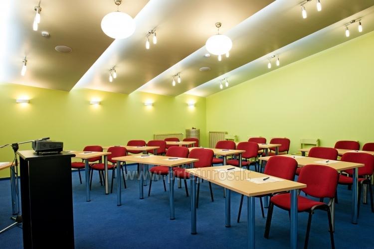 Konferencijų salė Palangoje viešbutyje Best BalticPalanga - 2