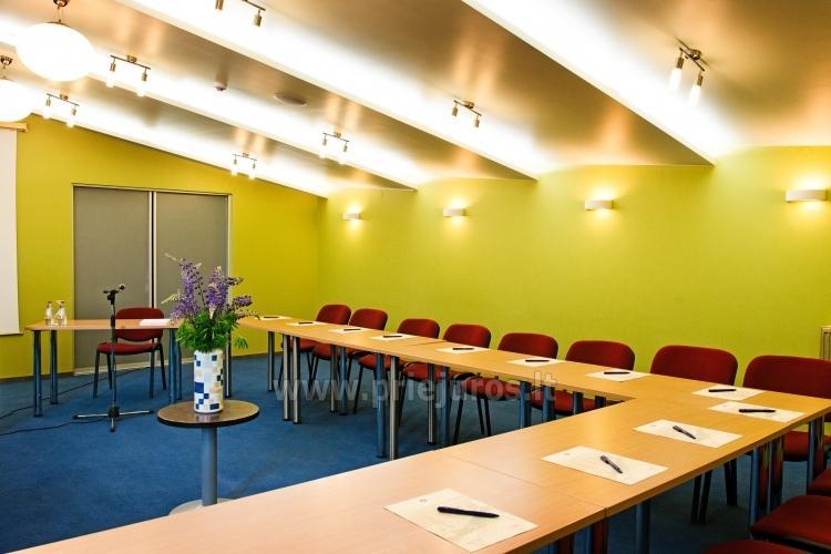 Konferencijų salė Palangoje viešbutyje Best BalticPalanga - 3