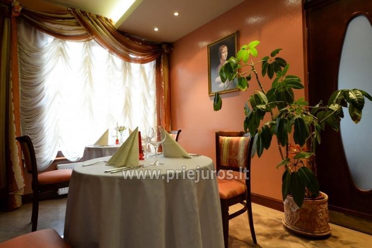 Restoranas Palangoje Rivastar - 2
