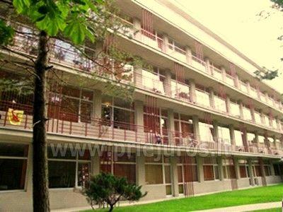 30 vietų konferencijų salė Palangoje viešbutyje Palangos dailė - 1