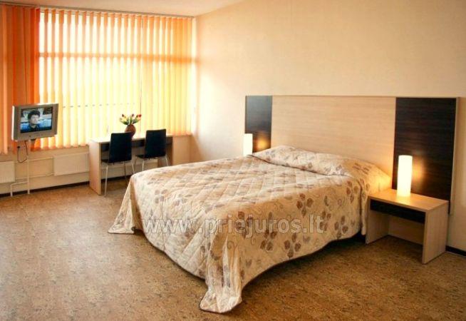 30 vietų konferencijų salė Palangoje viešbutyje Palangos dailė - 3