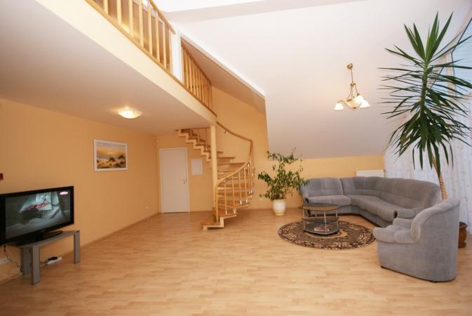 Appartements, Zimmer in Palanga Saules Villa - 10