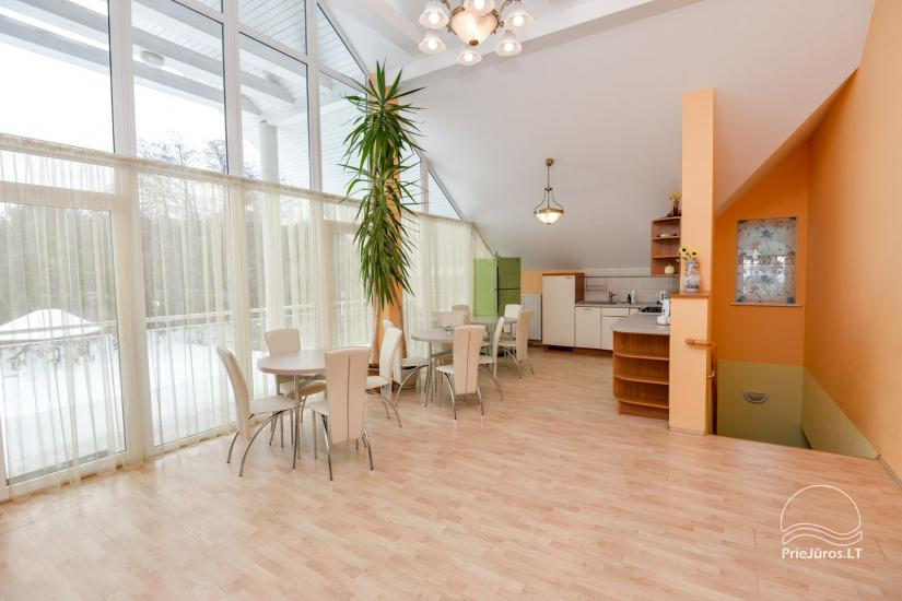 Appartements, Zimmer in Palanga Saules Villa - 12