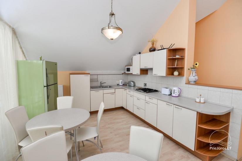 Appartements, Zimmer in Palanga Saules Villa - 14
