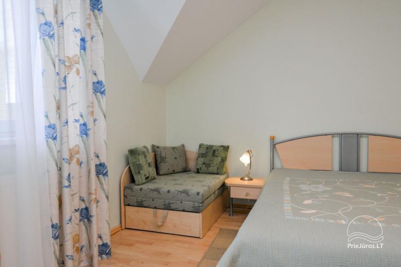 Appartements, Zimmer in Palanga Saules Villa - 18