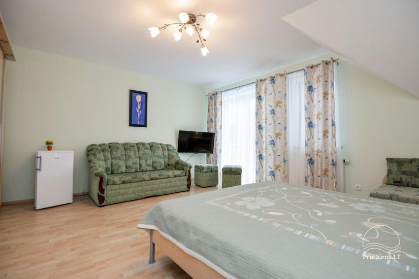 Appartements, Zimmer in Palanga Saules Villa - 16