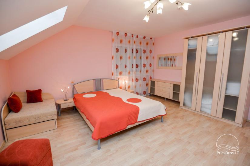 Appartements, Zimmer in Palanga Saules Villa - 23