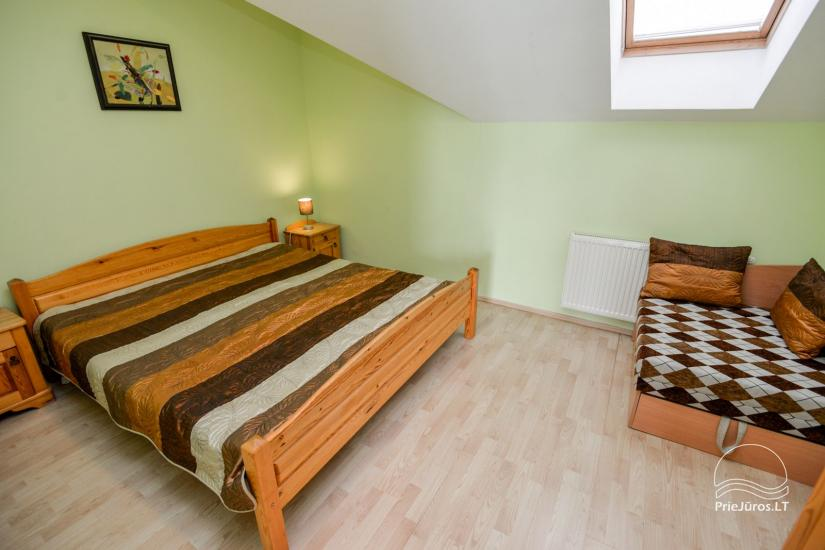 Appartements, Zimmer in Palanga Saules Villa - 28