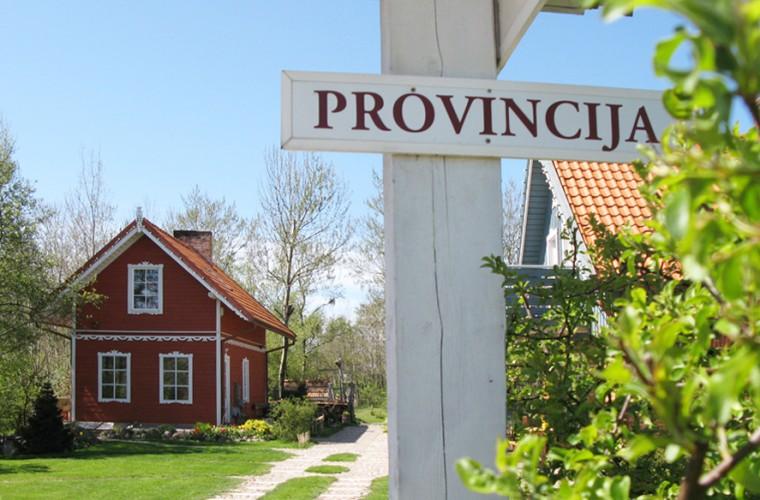 Pirtis Palangoje svečių namuose Provincija - 2