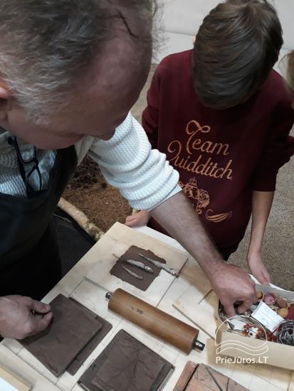 Pažintinė kūrybinė Edukacija Žymės žemėj Kaimo turizmo sodyba Ėvė - 7